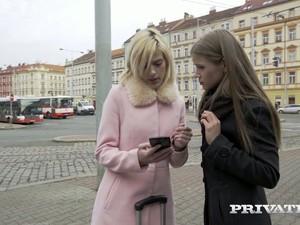 捷克色情,不同人种