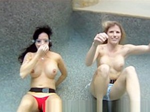Cory Chase Underwater Girl/Girl Pt. 2