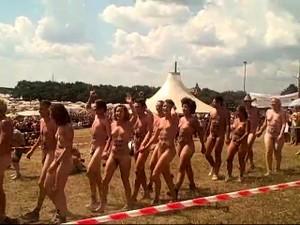 World-Euro-Danish & Nude People On Roskilde Festival 2009