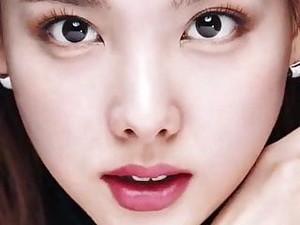 Nayeon's Cum-Ready Face